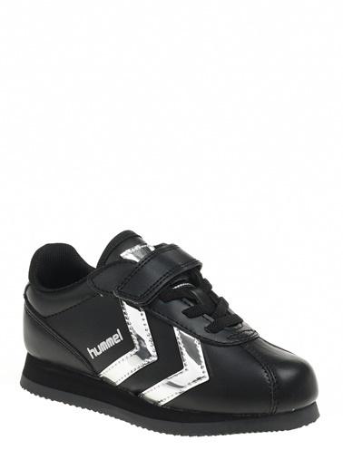 Hummel Unisex Çocuk Agoptos Spor Ayakkabı 210941-2001 Siyah